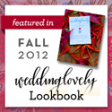 2012 Wedding Lovely Lookbook