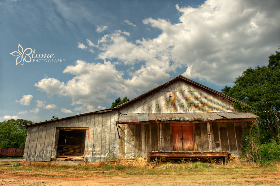 Seed House No 3 Old King Cotton Bostwick Ga Travel