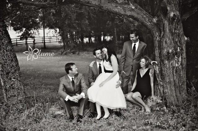 Atlanta greenhouse wedding