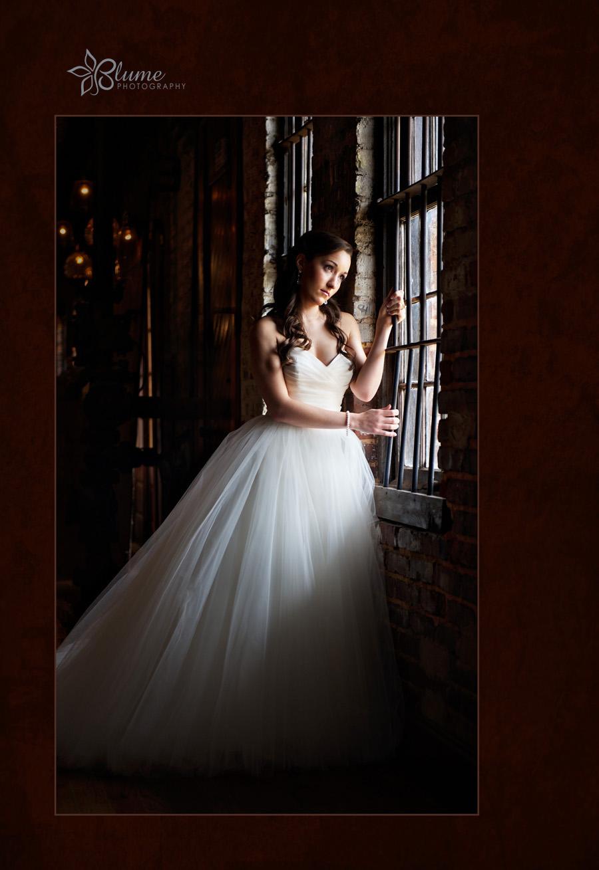 Award-winning bridal portraits
