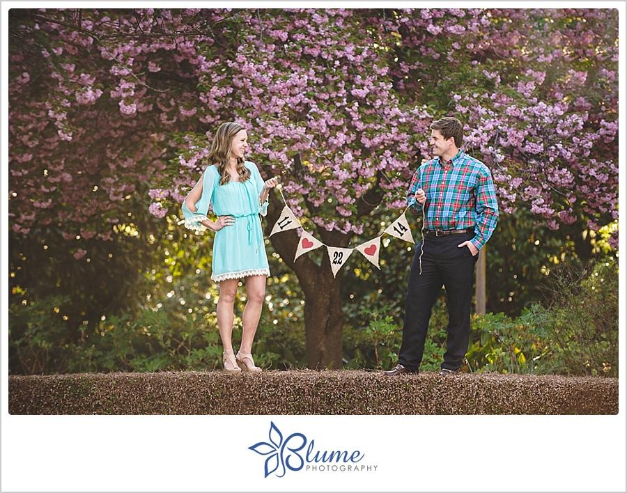 Athens,GA,UGA,campus,engagement,spring,