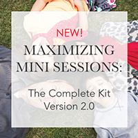 Maximizing Mini Sessions V2