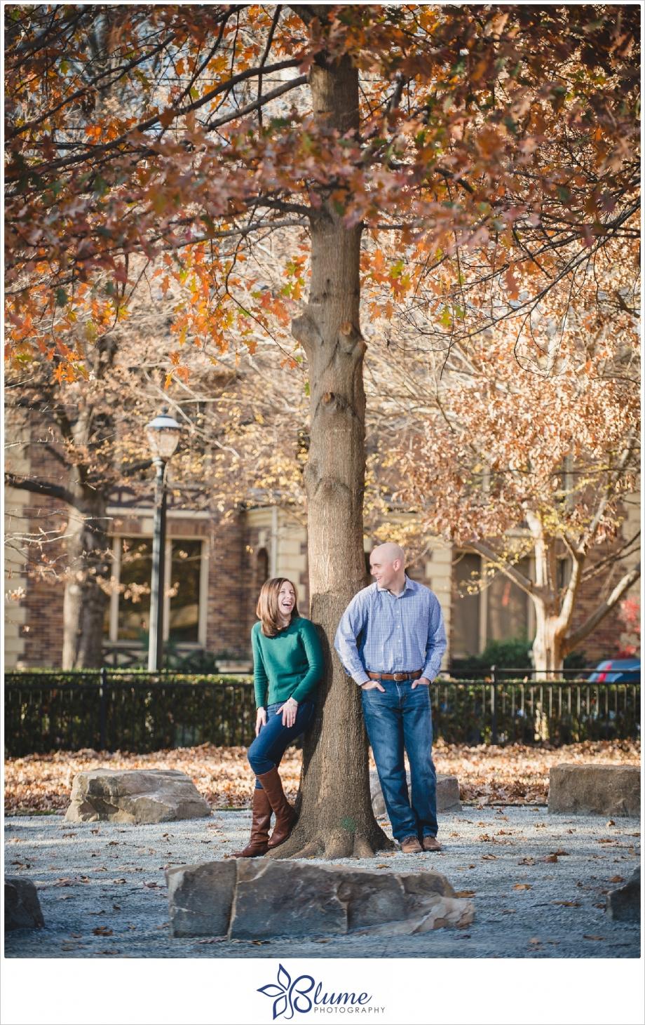 Atlanta,Piedmont Park,engagement,winter,