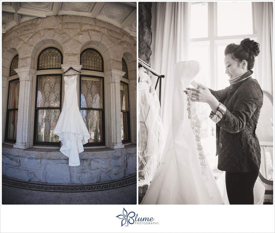 Atlanta,Rhodes Hall,bride,castle,dress,groom,historic,mansion,spring,wedding,